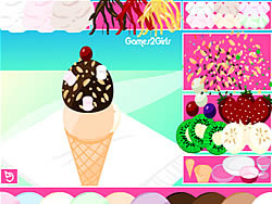 Decorate Ice Cream
