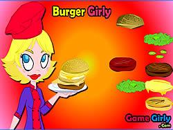 Burger Girly game