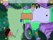 Play Doras star mountain mini golf Game Online