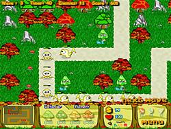 Mushroom Farm Defender game