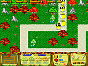Play Mushroom farm defender Game