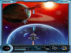 Spaceship Ranger game