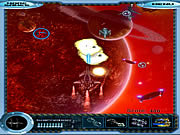 Play Spaceship ranger Game