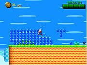 Play Super mario bros flash Game