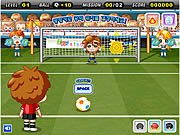 Play Penalty go go Game