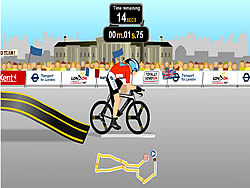 Time Trial Racer game