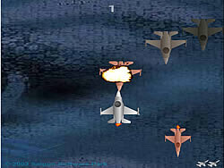 Air Fighting game
