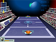 Play Galactic tennis Game Online
