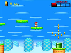 New Super Mario Bros Flash game