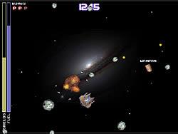 Blasteroids game