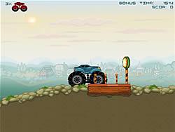 Gioca gratuitamente a Camioane Xtrm