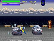 Play Wolverine car smash Game
