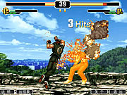 Play King of fighters death match Game