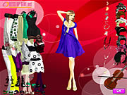 Play Dressup fantasy girl Game