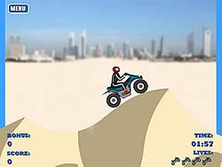 Gioca gratuitamente a Dune Bashing in Dubai