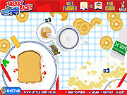 Play Brekky races Game