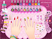 Play Cool manicure Game