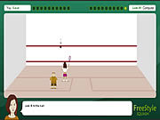 Play Freestyle squash Game
