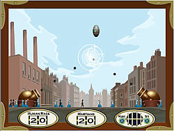 War of the Worlds game