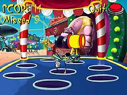 Chơi trò chơi miễn phí Oggy's Whack