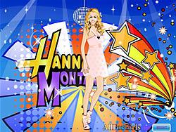Dress Hannah game