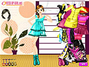 Seductive girl dress up Spiele