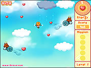 Play Flying kitten Game