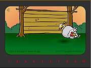 Play Egg throw Game