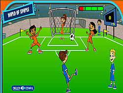 World of Sports game