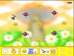 Yellow Flower game