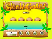 Play The shell game Game