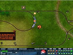 Rail of War game