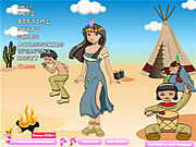 American indian girl Gioco