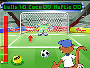 Play Coco penalty shoot out Game