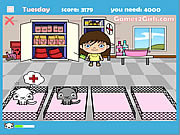 Veterinarian game