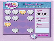 juego Hollie Hobbie and Friends - Heart to Heart: Two of A Kind Match Game
