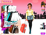 Play Full figured lady dressup Game