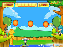 Fruity Jumps game