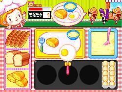 Breakfast Game