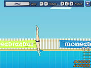 Play Belly flop hero Game