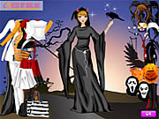 Play Halloween costumes Game