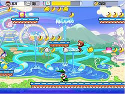 Jumping Bananas 2 oyunu