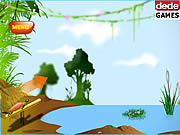 Play Flinging stone Game