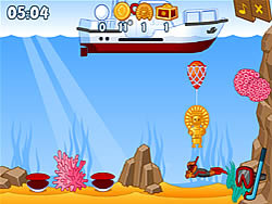 The Treasure Ocean game