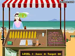 Indian Corn Shop game