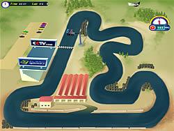 F1 Shanghai game