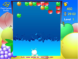 Fruity Bubble game
