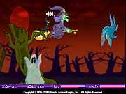 Play Haunted hybrid Game