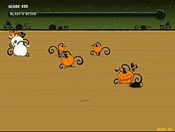 Pumpkin Patch Blast game