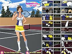 Tennis Player game